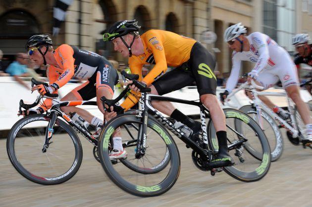Zak Dempster, Tour Series 2012, round 6, Peterborough
