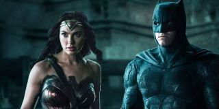 Wonder Woman and Batman in Justice League