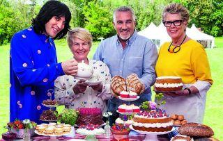 Great British Bake Off winner 2017