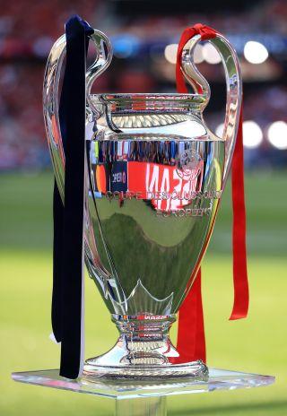 Champions League File Photo