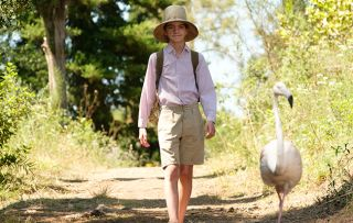 Is the young Phillip Schofield the spitting image of Gerry in The Durrells?