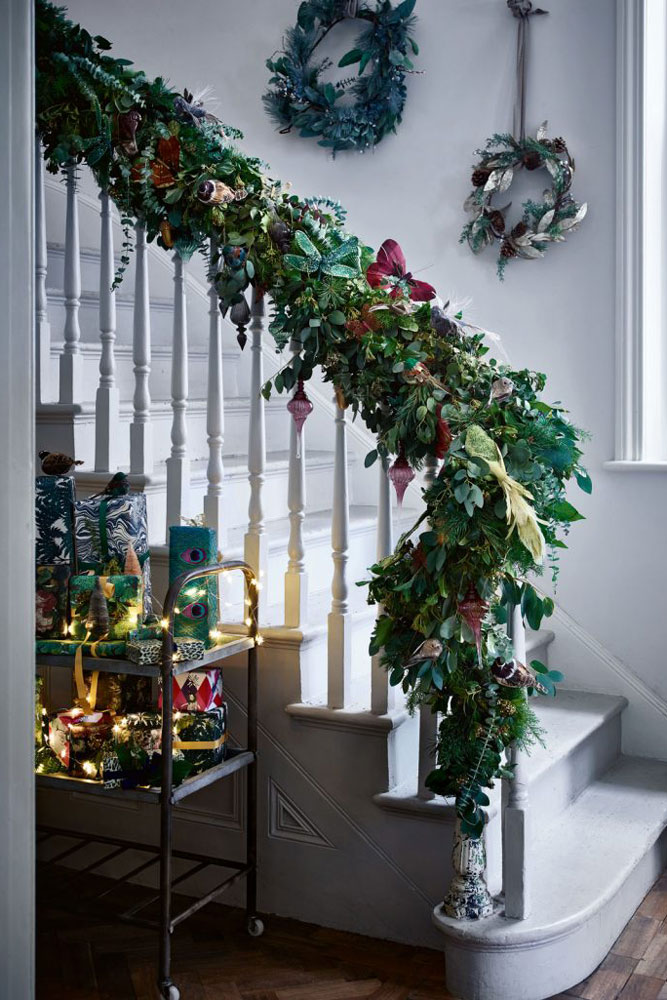 Modern Christmas Decorations and Decorating Ideas   Livingetc