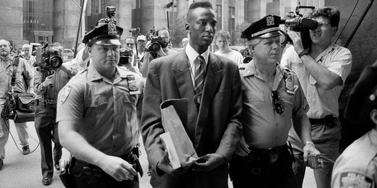 Yusef Salaam in The Central Park Five