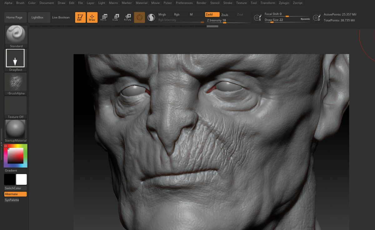 15 tips to master ZBrush | Creative Bloq