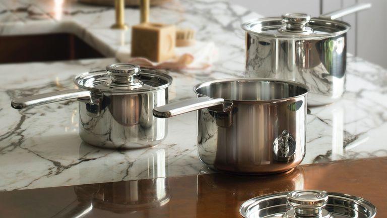Robert Welch Campden 3-Piece Saucepan Set review