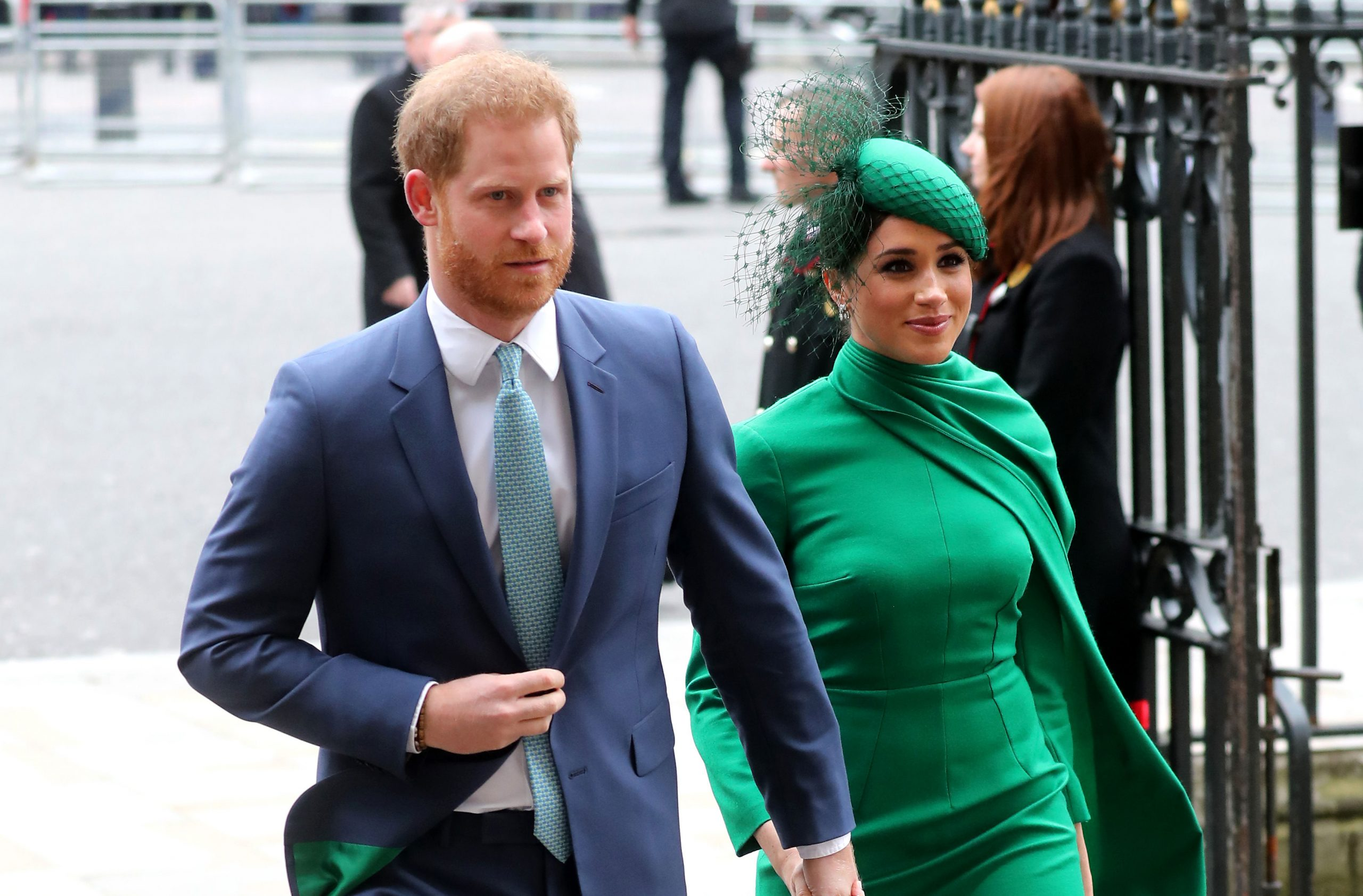 the subtle way prince harry showed support for wife meghan markle during last royal engagement woman home the subtle way prince harry showed