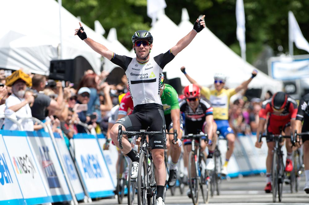Mark Cavendish Wins Stage Eight Of The Tour Of California
