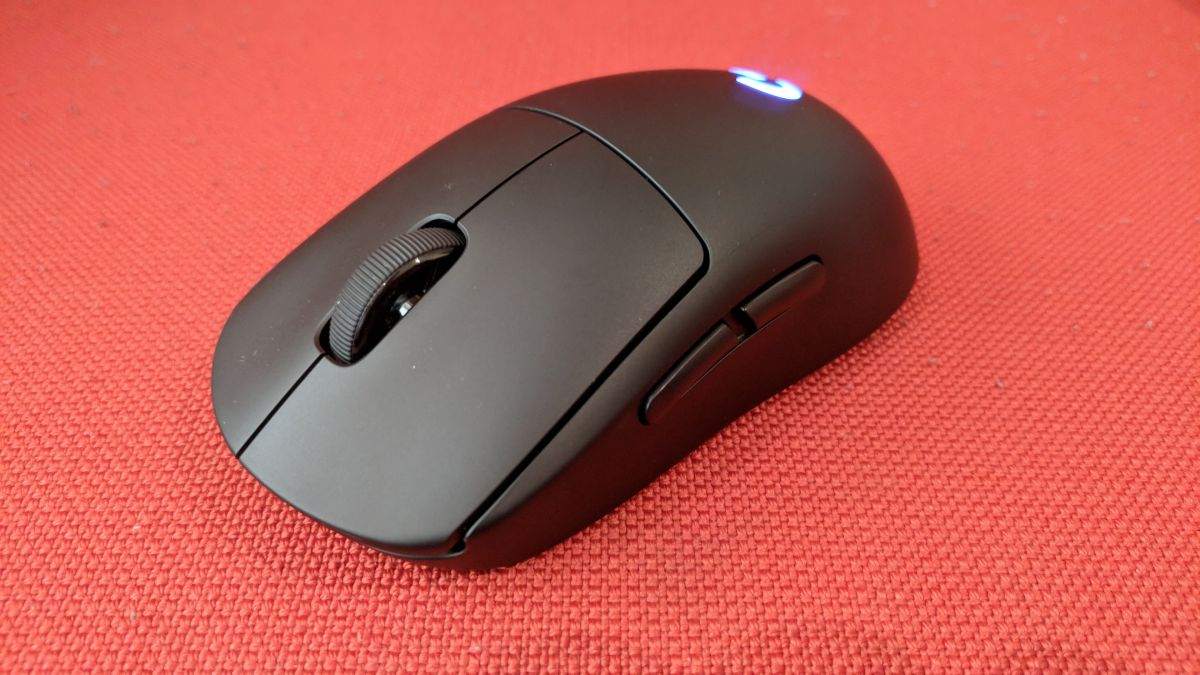 Logitech's new flagship G Pro Wireless gaming mouse is an insanely light 80 grams