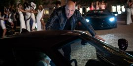 New F9 Video Proves Vin Diesel's Fast And Furious Series Loves Destroying Real Cars