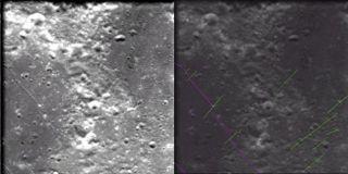 Moon's Wrinkles Probed