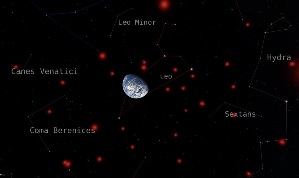 Citizen scientists create 3D map of brown dwarfs in our sun's neighborhood