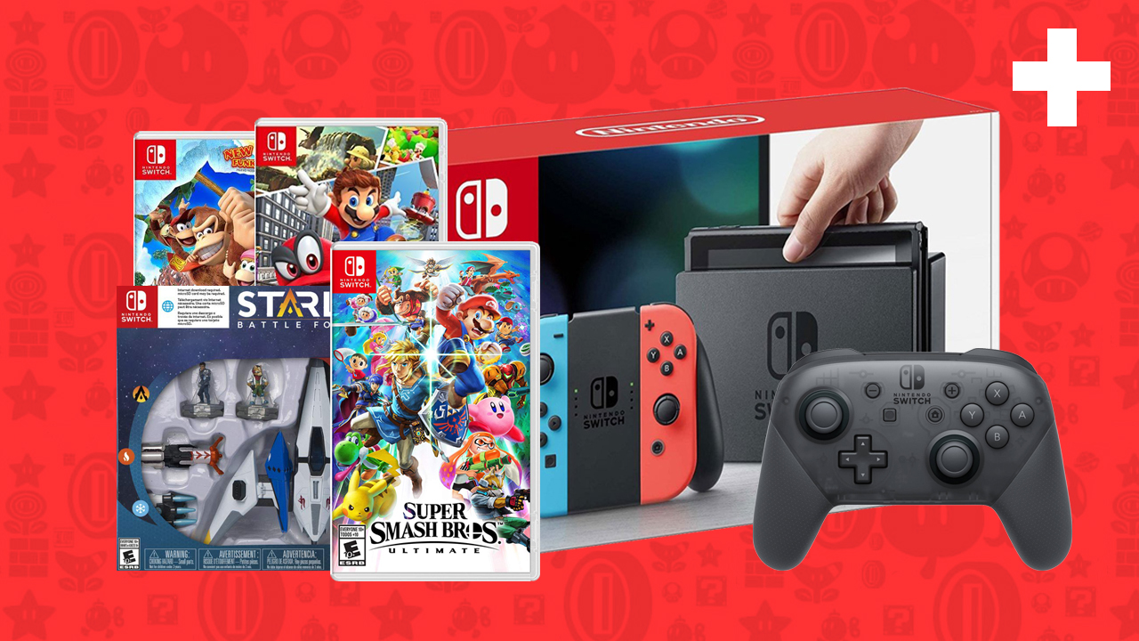 fec685f1ed3 Cheap Nintendo game deals 2019