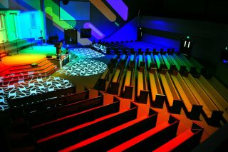 Stage Lighting for Houses of Worship