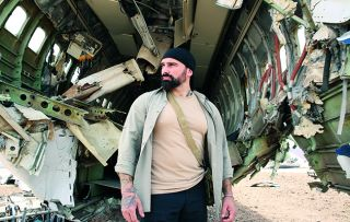 Ant Middleton doesn't make life easy for himself. The ex-Special Forces soldier is now leading a team of five engineers in a new five-part series as they attempt to build an escape vehicle