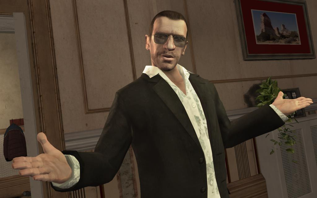 Grand Theft Auto 4 is back on Steam and has been upgraded to the Complete Edition