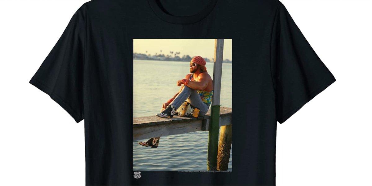 Macho Man Randy Savage shirt