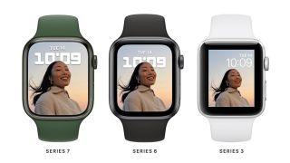 Appel watch 7