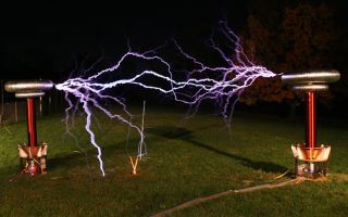 Wireless Electricity? How the Tesla Coil Works | Live Science