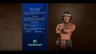 How the Civ 6: Rise and Fall designers came up with its cast