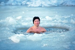 man-ice-swim