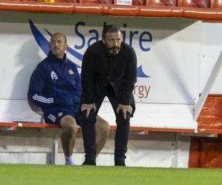 Aberdeen v NSI Runavik – UEFA Europa League – First Qualifying Round – Pittodrie Stadium