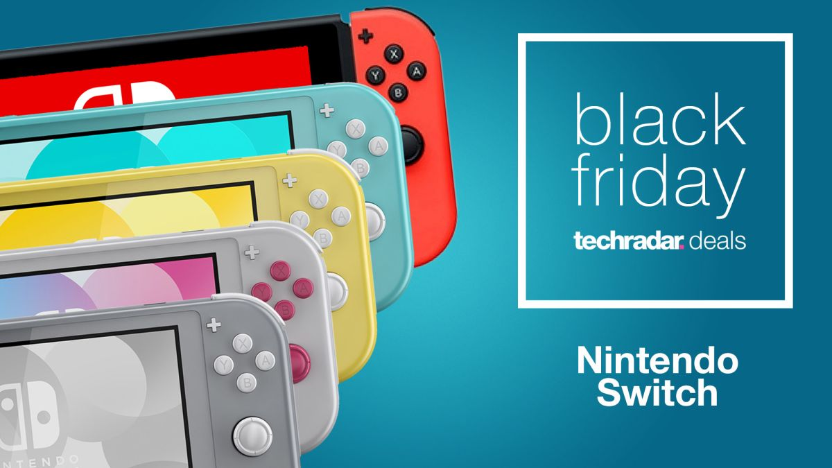 Black Friday Nintendo Switch Deals 2020 The Best Sales And Bundles Right Now Techradar