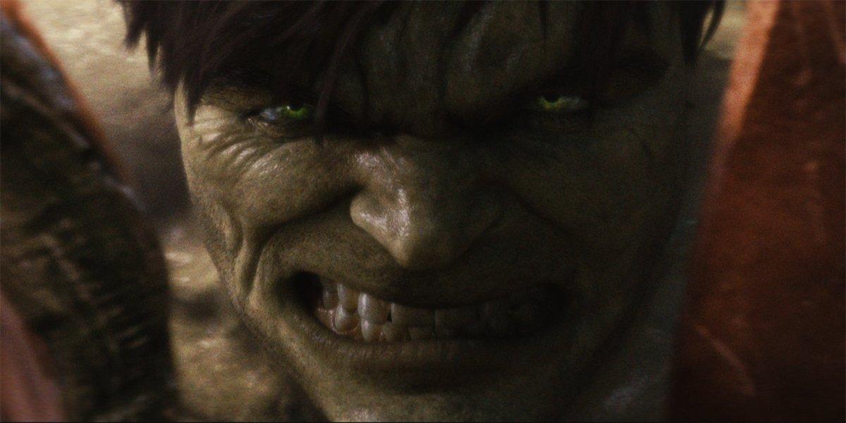 The Incredible Hulk in The Incredible Hulk