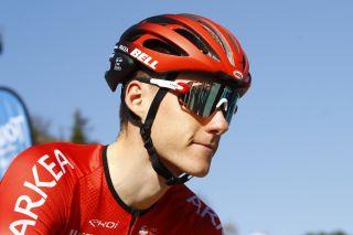 Arkéa-Samsic's Connor Swift at the 2020 Tour de la Provence