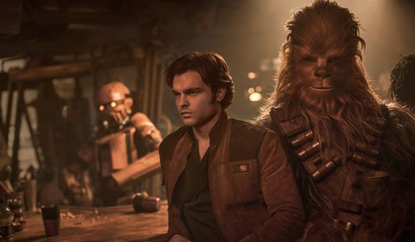 Solo Chewbacca A Star Wars Story