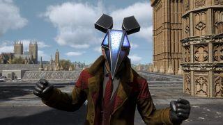 Watch Dogs Legion Defalt Mask location