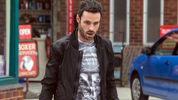 Sean Ward as Callum Logan (ITV)