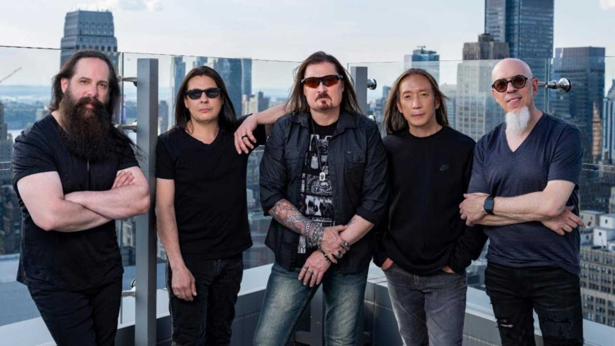 Dream Theater announce new album A View From The Top Of The World
