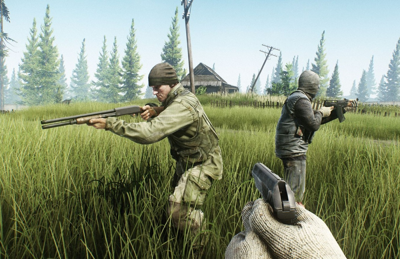 Escape From Tarkov wants to be PC gaming's most hardcore FPS