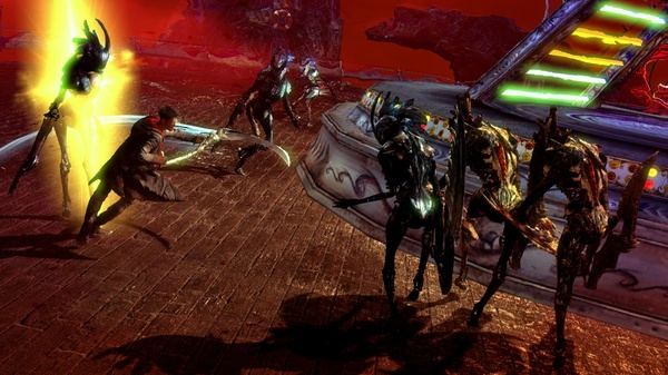 DmC Devil May Cry Bloody Palace DLC Is Free, First Screenshots Released #25243