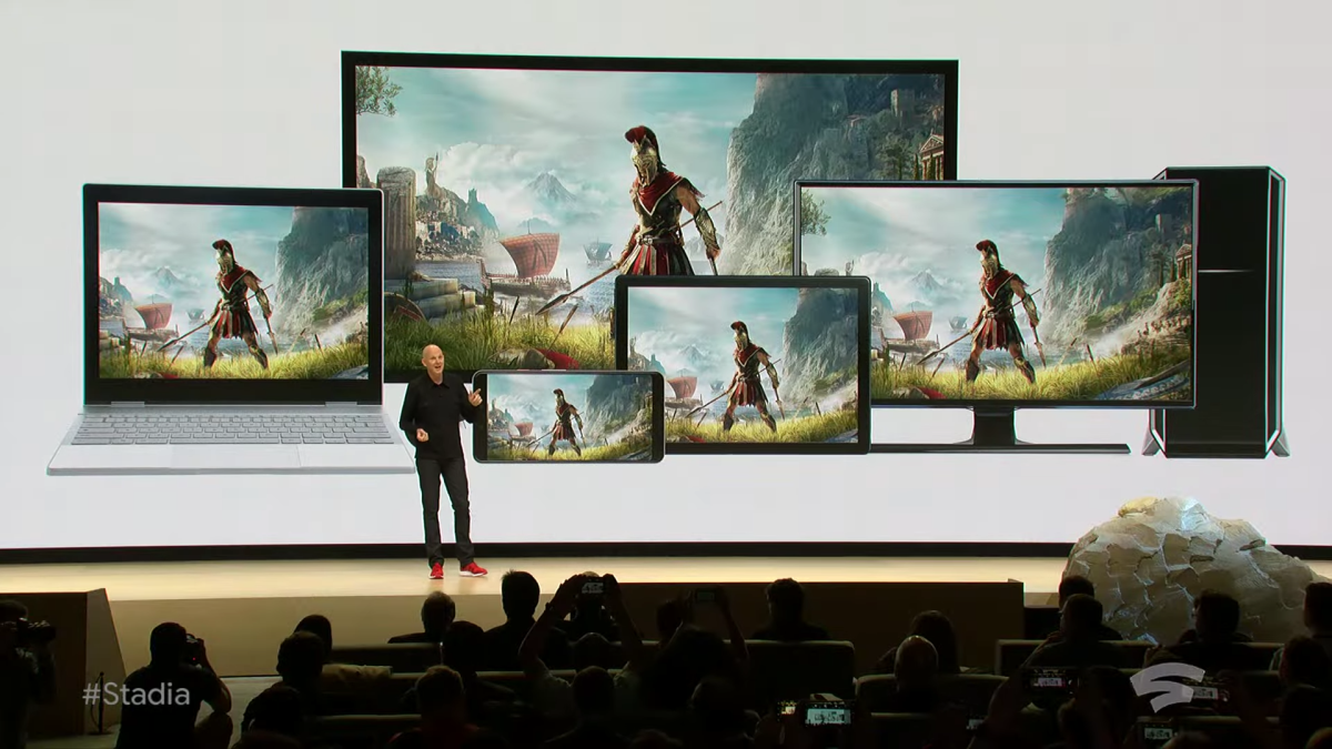 Stadia: everything you need to know about Google's game