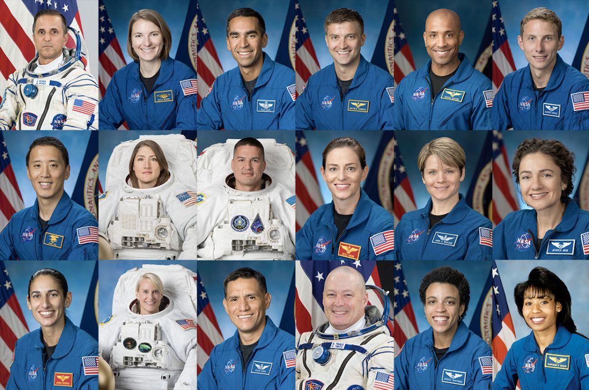 NASA reveals 'Artemis Team' astronauts, includes first woman, next man on moon