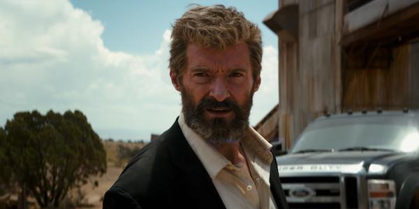 Logan Wolverine Hugh Jackman Desert