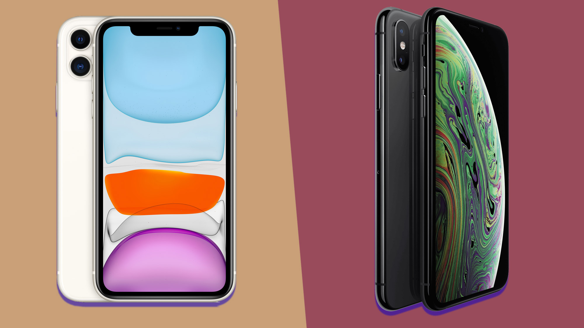 Iphone 11 Vs Iphone Xs We Compare The New And The Old Apple Flagships Techradar