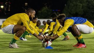 South Africa's U23 Olympic team