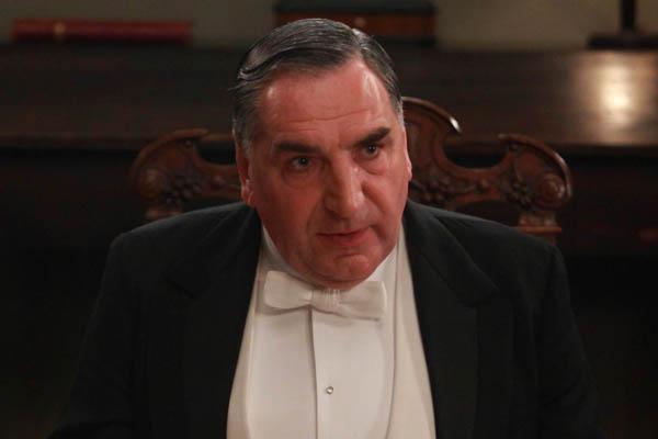 Jim Carter is butler Carson