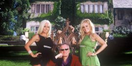 What's Happening To The Playboy Mansion Now That Hugh Hefner Has Died