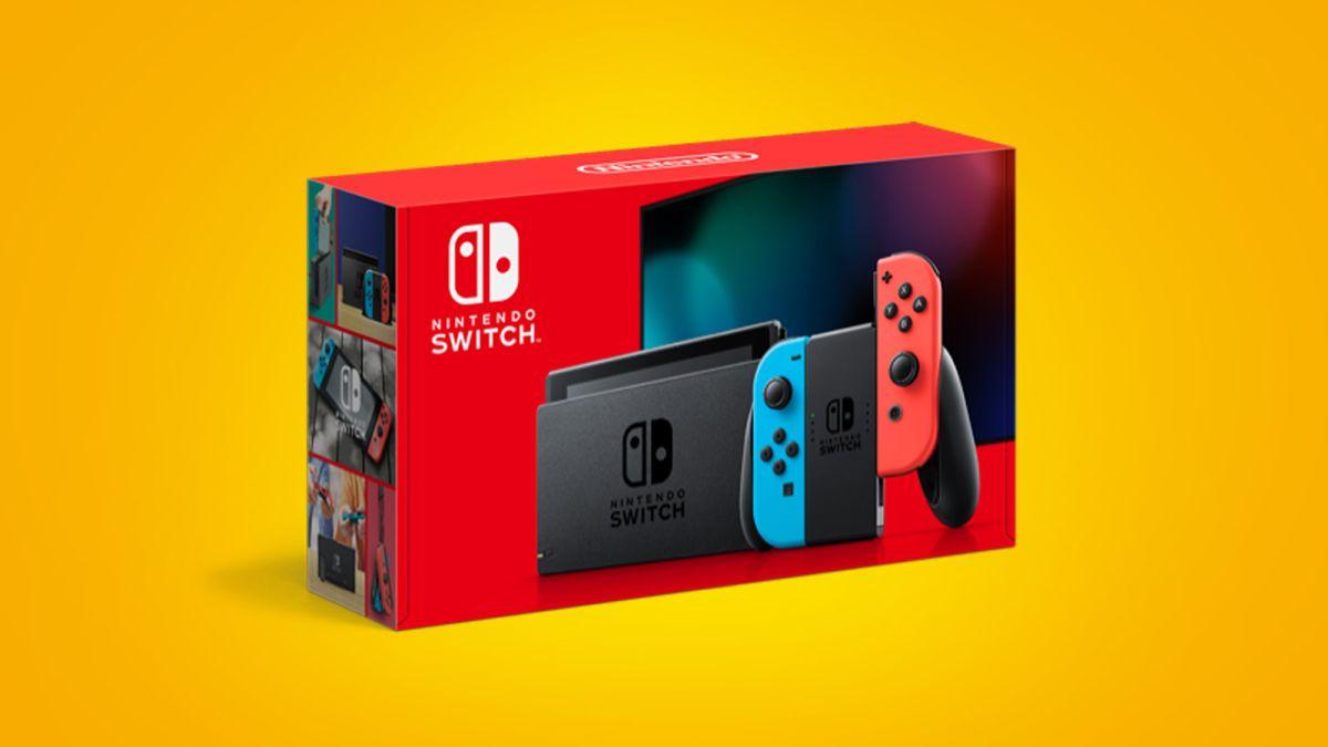 Switch Sale