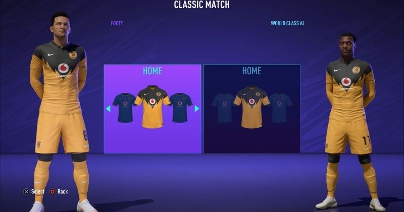 Ranked The Best Kits On Fifa 21 Fourfourtwo