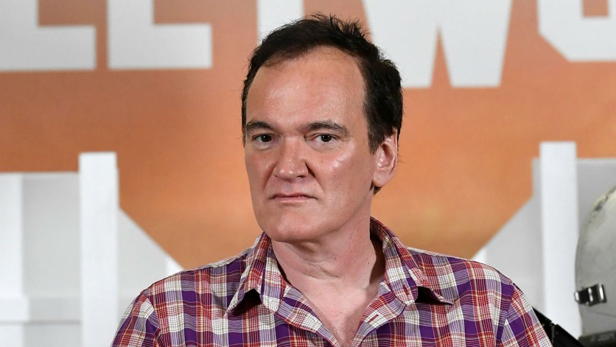 "Quentin Tarantino says there's ""a war for movies"" happening between original works and blockbusters"