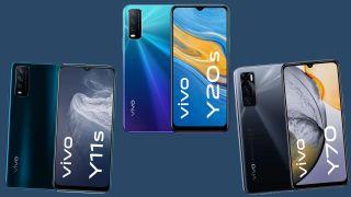 The three new affordable Vivo phones