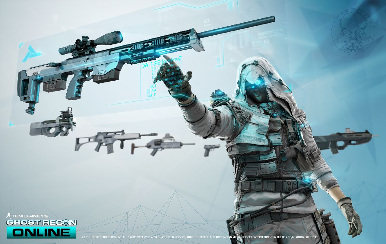 Assassin S Creed 3 Dlc Hits Ghost Recon Online