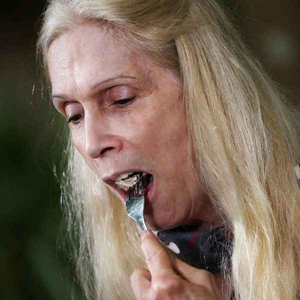 Lady C's Bushtucker Trial