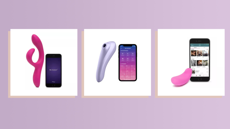 three of the best app controlled vibrators