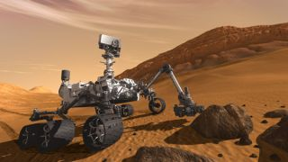 Mars Rover new misssion