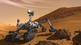 Mars Rover new misssion